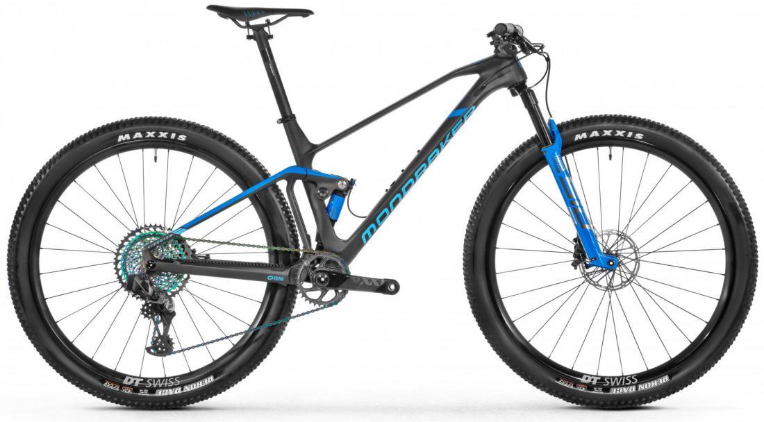 F-Podium Carbon RR, carbon/blue/blue, 2021