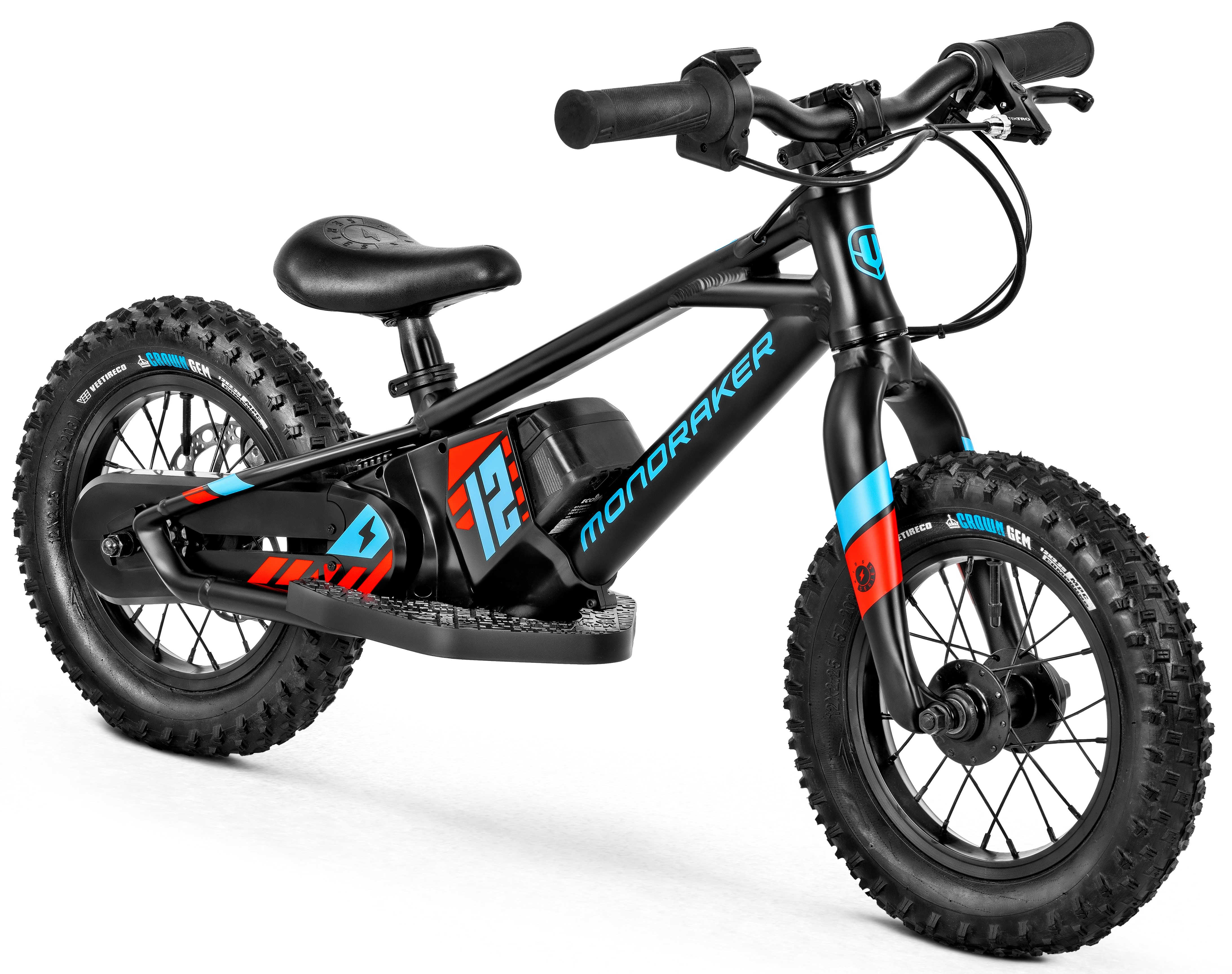 Grommy 12, black/red/blue, 2021