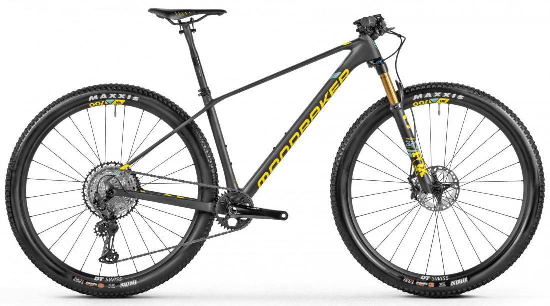 Podium Carbon R, carbon/yellow/green, 2021