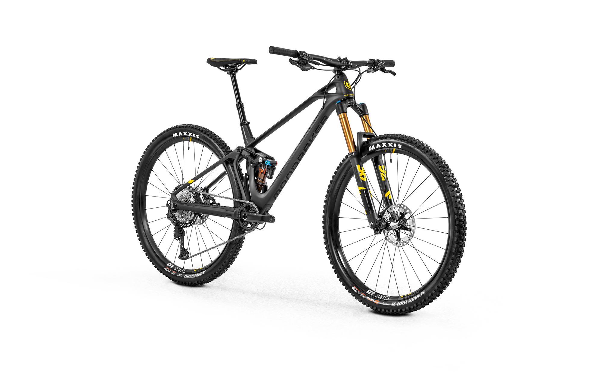 Foxy Carbon RR 29, black phantom/yellow, 2020