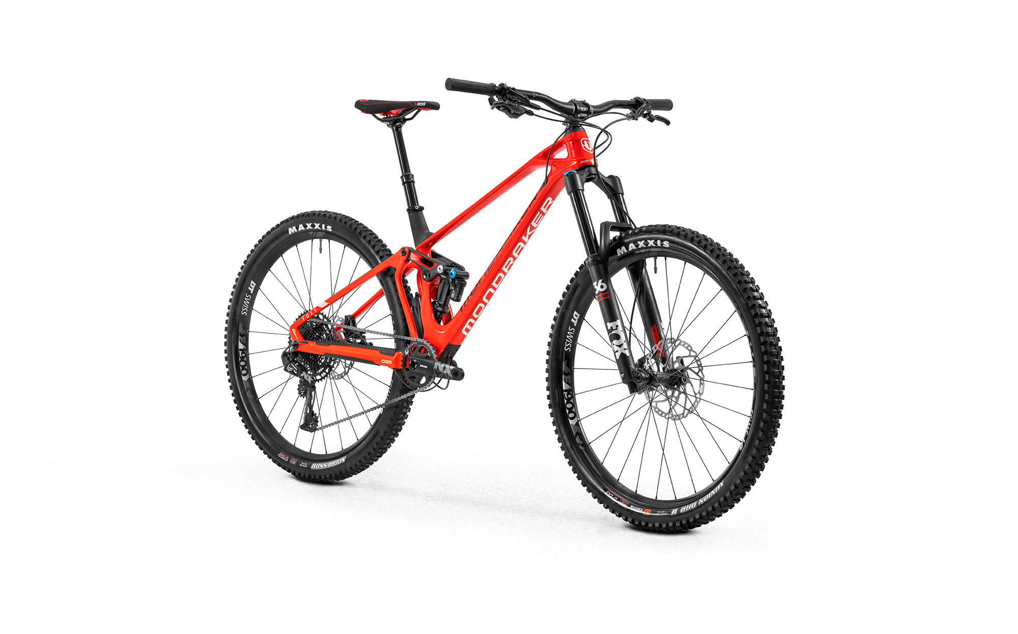 Foxy Carbon R 29, flame red/carbon, 2020